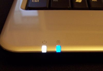 Dell Mini Hack Adding A Hard Drive Indicator Led Liliputing