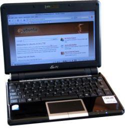 Ubuntu 8.10 on an Asus Eee PC 901