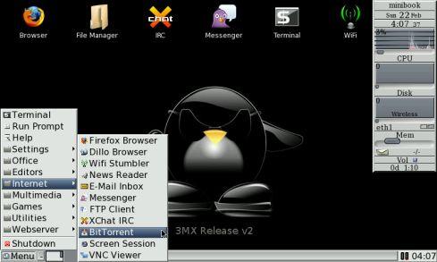 3MX Linux