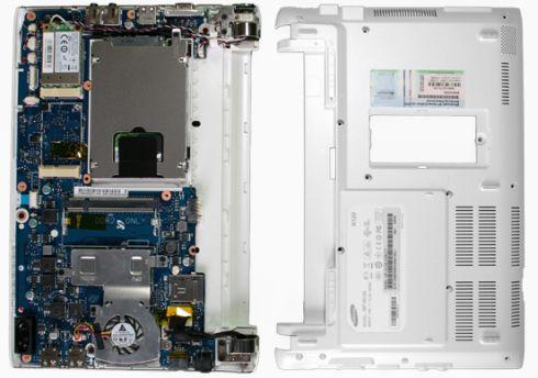 Samsung N120 gutted