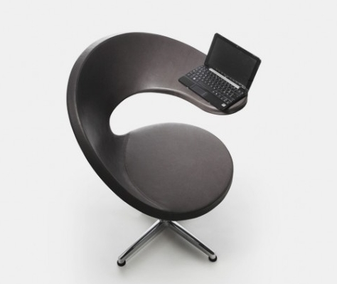 Netbook Lounge Chair