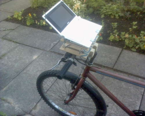 eee bike mount