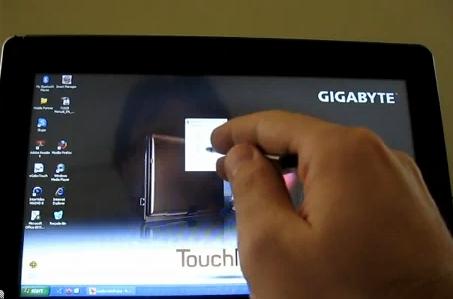 touchnote touchscreen
