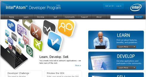 intel app store