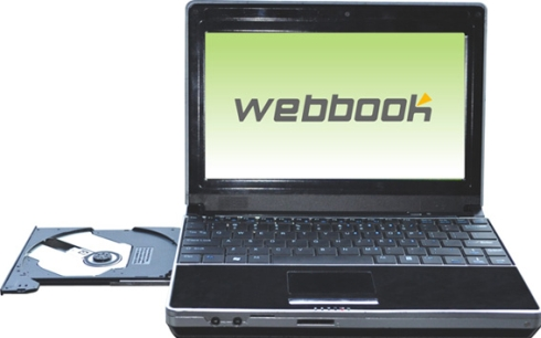 webbook with dvd