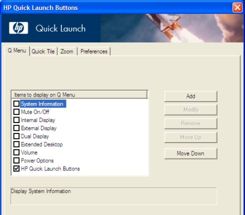 Hp Quick Launch Buttons Driver
