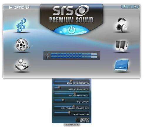 srs sound