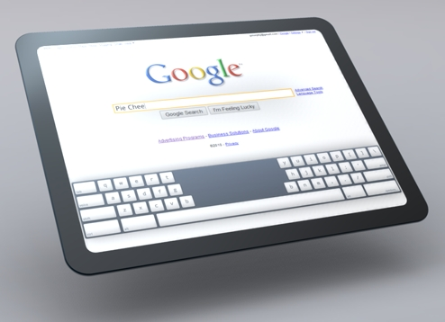 More signs of a Google Chrome OS tablet build show up in ...