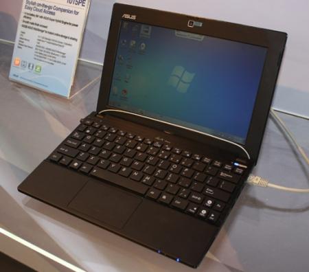 Asus Eee PC 1016P (credit: Notebook Italia)