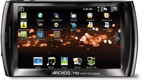 archos 48 user manual how to and user guide instructions u2022 rh taxibermuda co Archos 5 Internet Tablet Touch Screen Archos 5 Internet Tablet Touch Screen