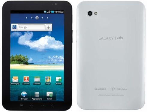 7 Inch Samsung Galaxy Tab Now Goes For Less Than 300 From