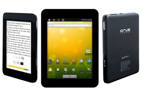 android 2 2 update for the velocity micro cruz t301 tablet liliputing rh liliputing com cruz tablet t301 manual Charles Hotz