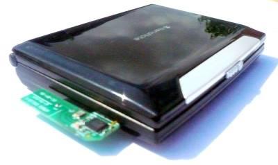 NanoNote wireless