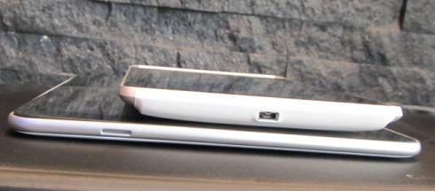 HTC Flyer and Samsung Galaxy Tab 10.1