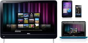 Dell Stage UI