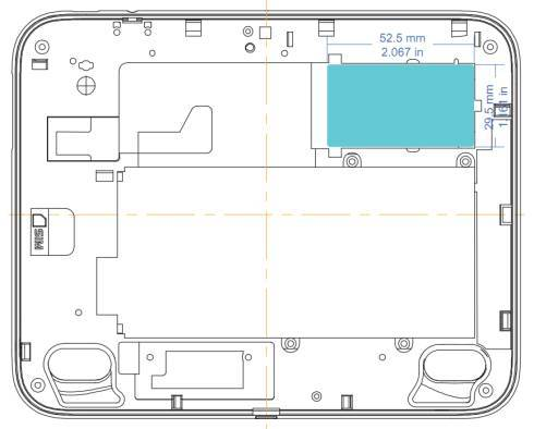 HP TouchPad 7 inch at the FCC