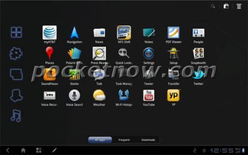 HTC Puccini software