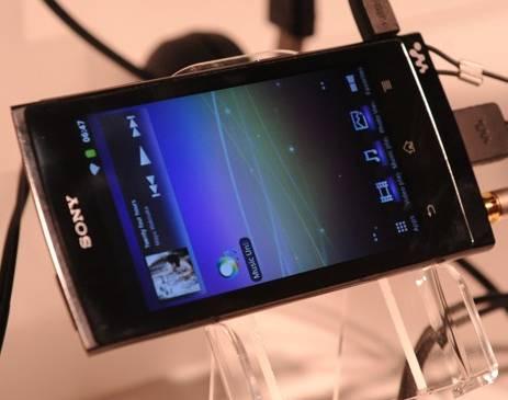 Sony Walkman Mobile Entertainment Player