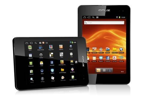 Velocity Micro Cruz T408 tablet