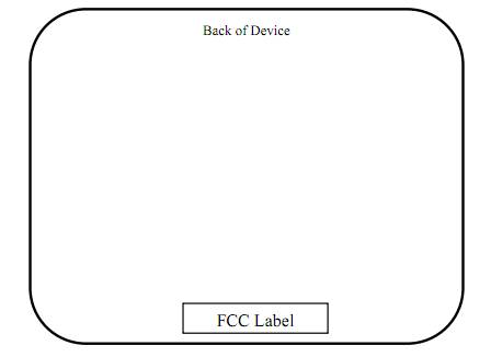 Motorola tablet FCC