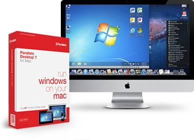 Parallels Desktop 7 for Mac