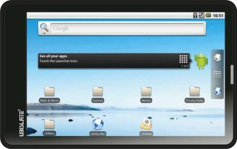 DataWind Ubislate / Aakash Tablet