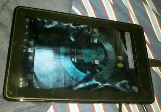 CyanogenMod on the Kindle Fire