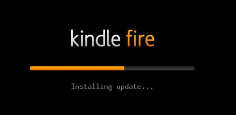 Amazon Kindle Fire OS update