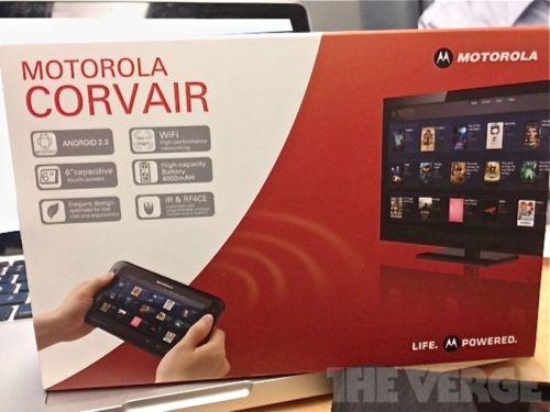 Motorola Corvair