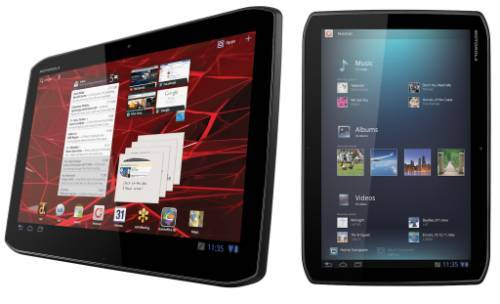 Motorola XOOM 2 and XOOM 2 Media Edition
