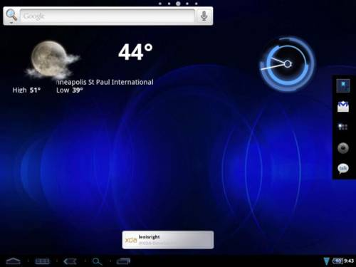 Team Xron ROM for the HP TouchPad