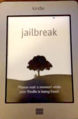 Kindle Touch jailbreak