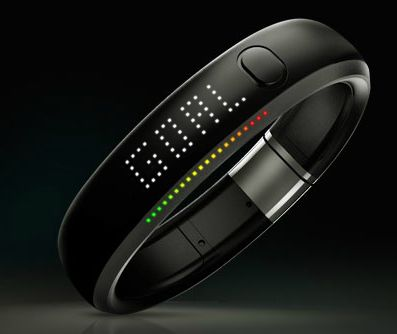 nike introduces fuelband wearable computer fitness device liliputing. Black Bedroom Furniture Sets. Home Design Ideas
