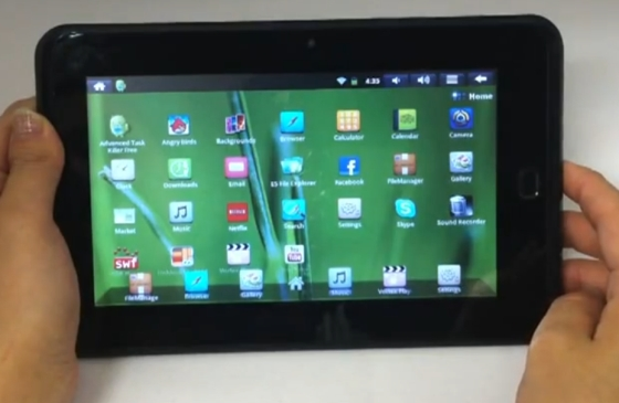 Meet the IdolPad, a $100 Android tablet that doesn't look ...