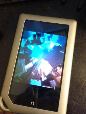Nook Tablet CyanogenMod 9