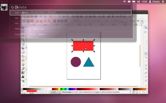 Ubuntu Head-Up Display