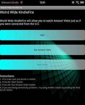 World Wide KindleFire