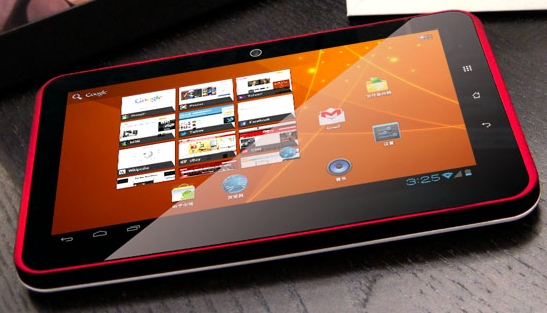 Zenithink C71 with Android 4.0
