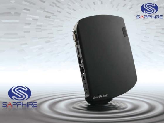 Sapphire Edge-HD3 Mini PC