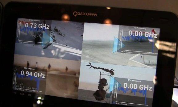 Qualcomm multi-core demo