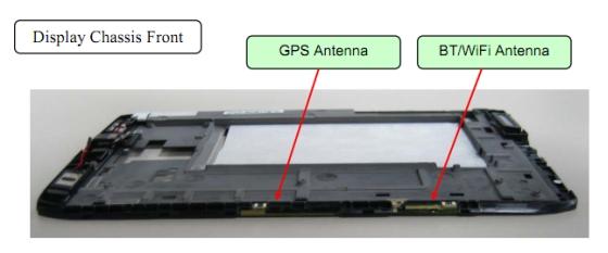 Motorola XYBOARD 8.2 FCC