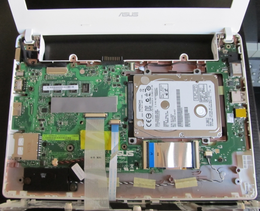 How To Boot Bios Asus Eee Pc