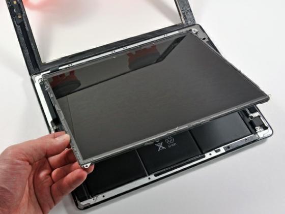 iFixit iPad teardown