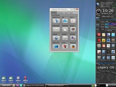 Legacy OS 4 Mini
