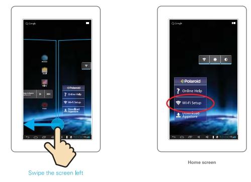polaroid 7 internet tablet manual open source user manual u2022 rh dramatic varieties com Samsung Android Tablet 7 Inch Android Tablet
