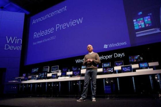 Windows 8 in June