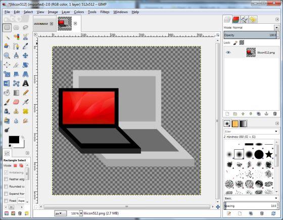 GIMP 2.8 for Windows