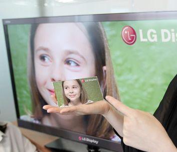 LG 5 inch 1080p display