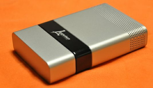 Lilliputian Systems fuel cell charger