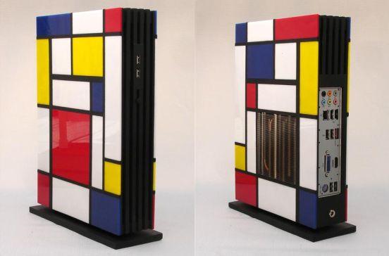 Mondrian case